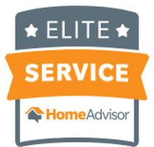 elite service award by homeadvisor