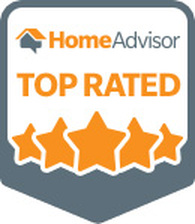 Top rated service on homeadvisor